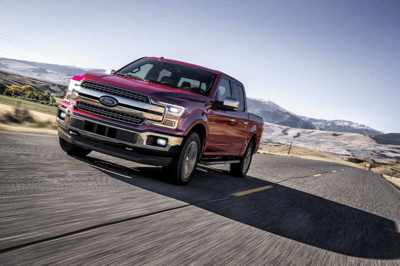 Ford Details 2018 F-150 Engine Options, 2018 Expedition ...