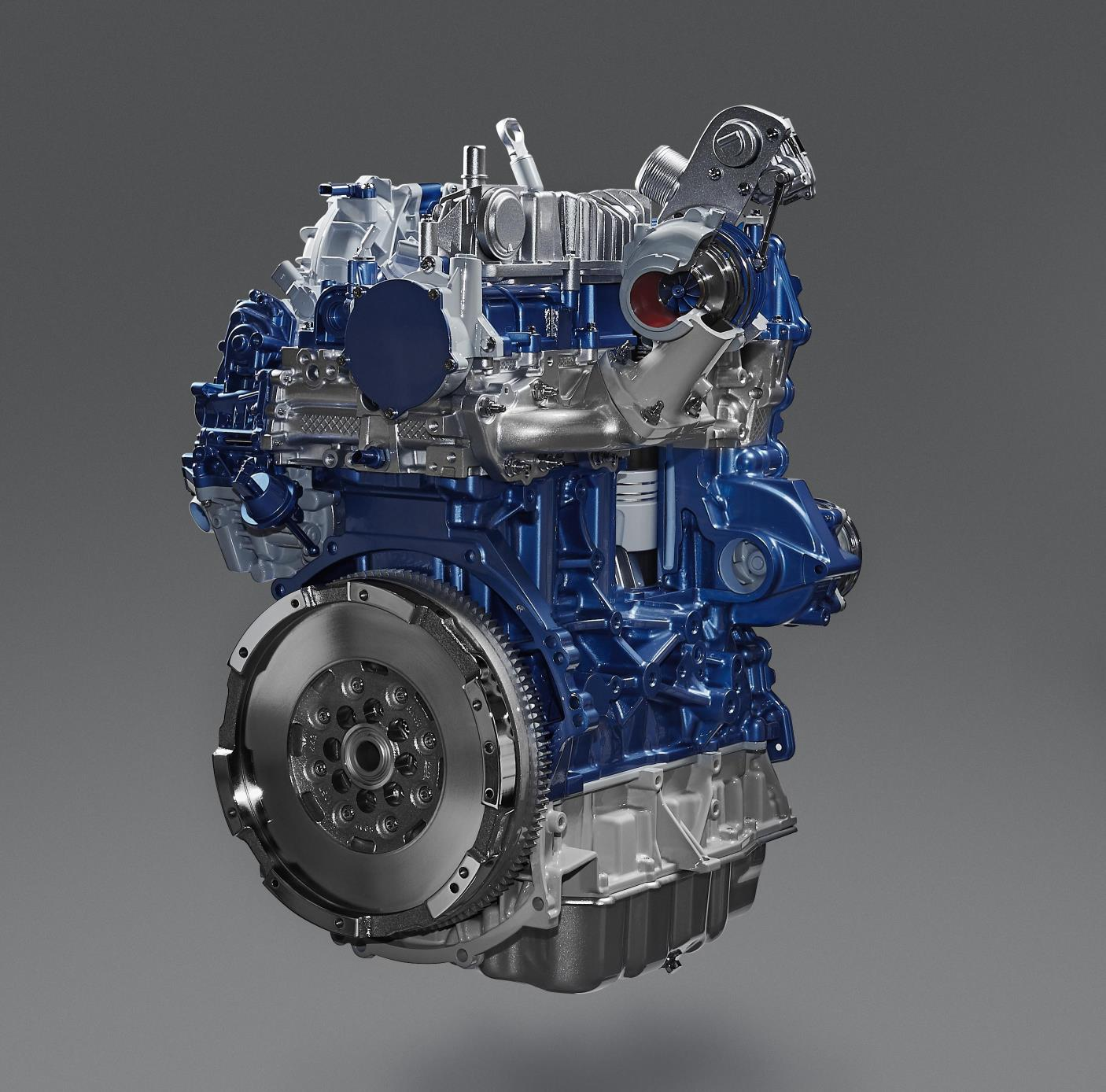 Ford ecoblue diesel engine