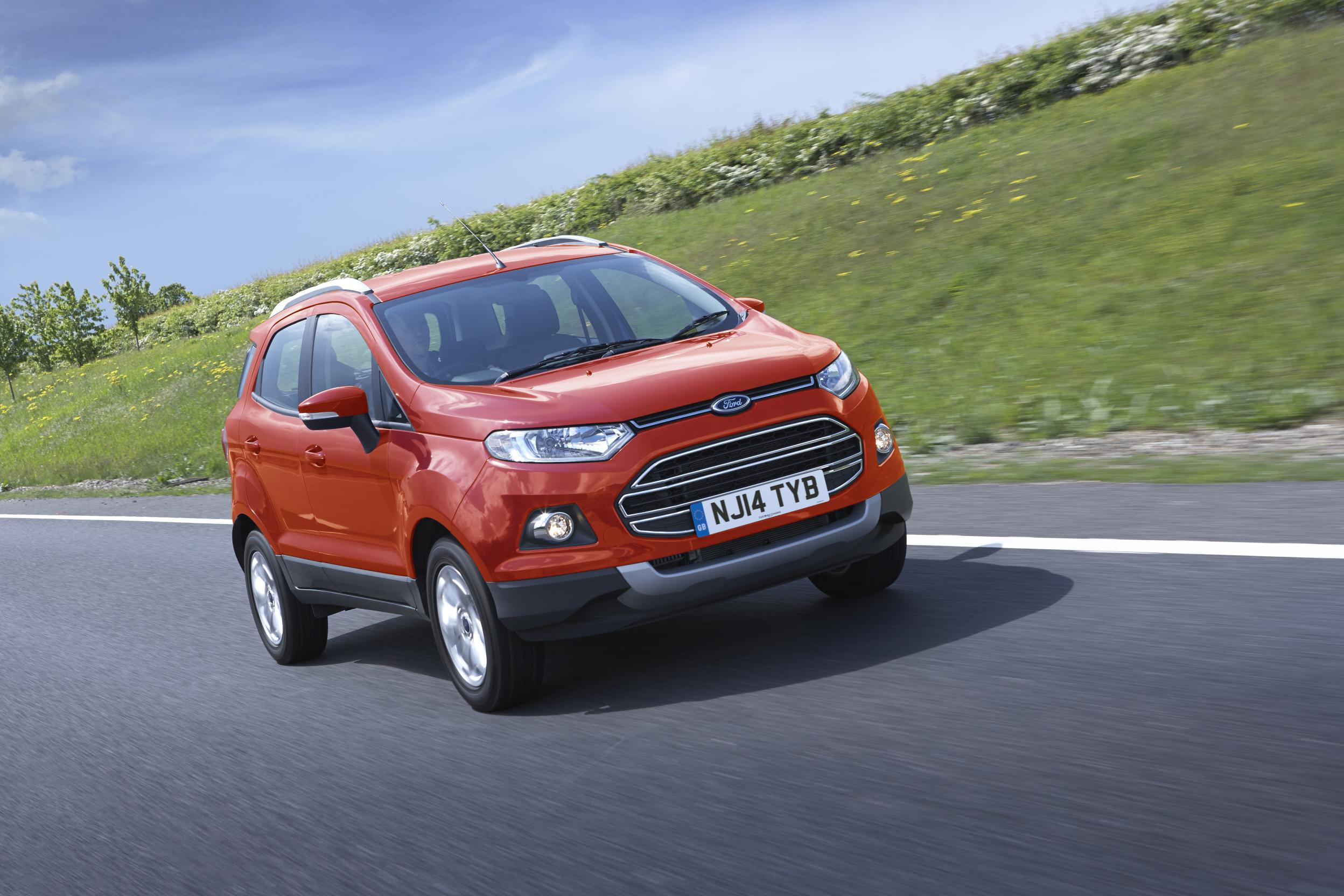 uk spec ford ecosport