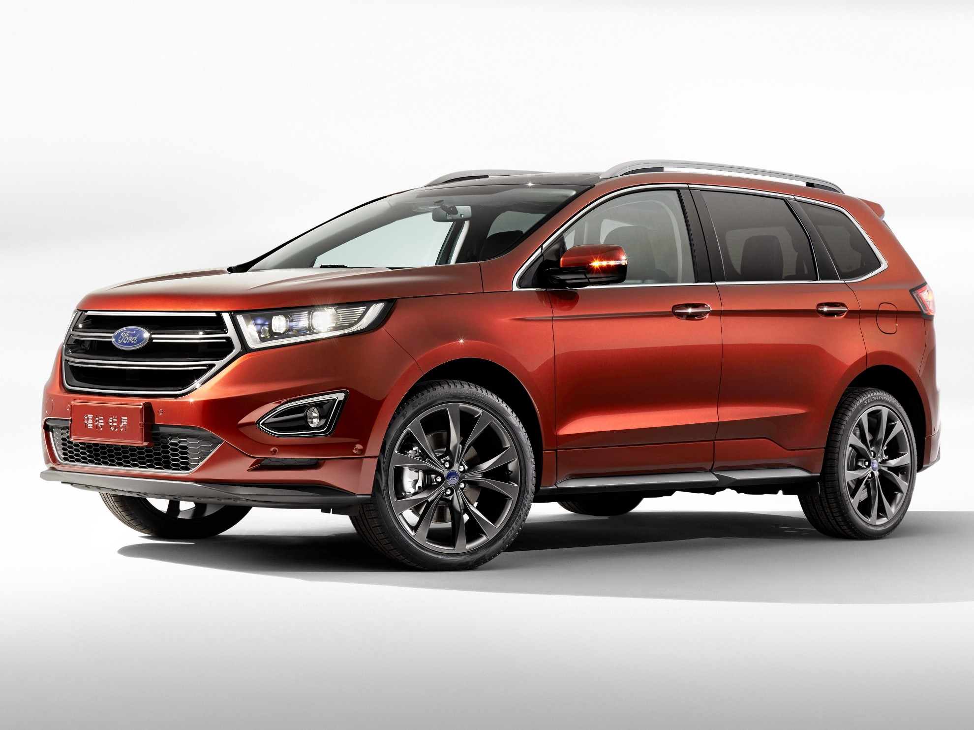 ford edge and fusion are being probed by nhtsa for power steering and doors autoevolution. Black Bedroom Furniture Sets. Home Design Ideas