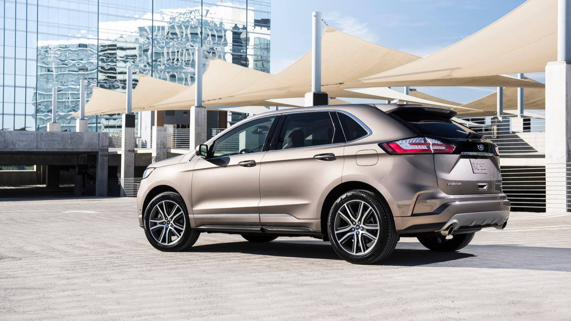 2019 Ford Edge Titanium Elite Is Nothing But An Appearance