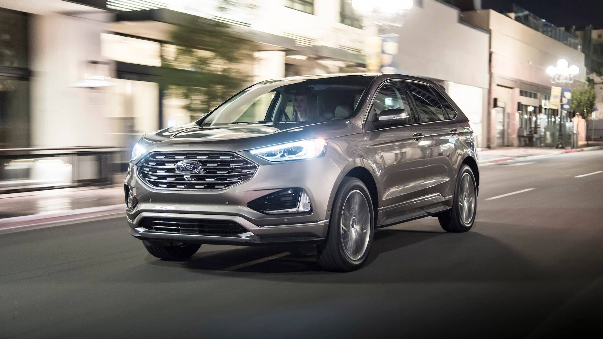 2019 ford edge titanium elite package