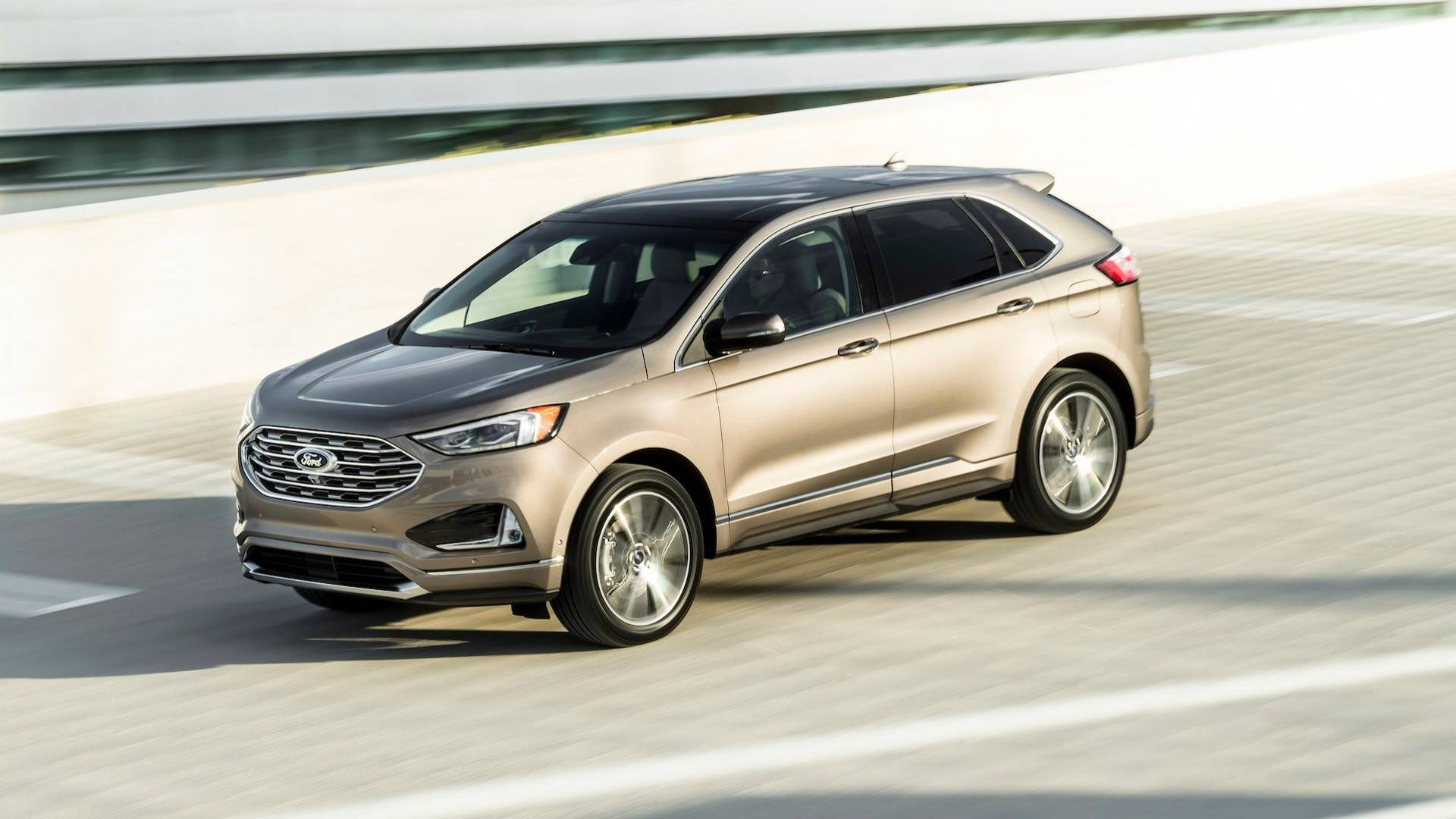 2019 Ford Edge Titanium Elite is Nothing But an Appearance ...