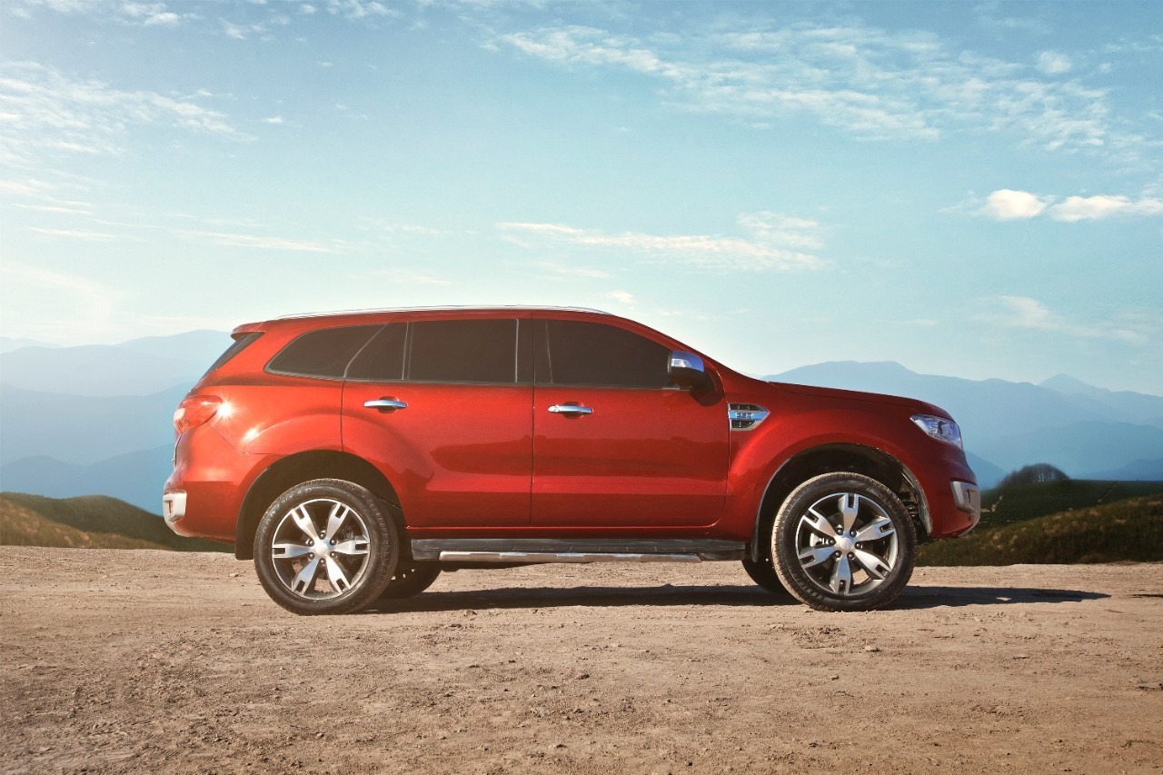"Ford Everest Raptor ""Makes Sense"" With Ranger Raptor Know-How - autoevolution"