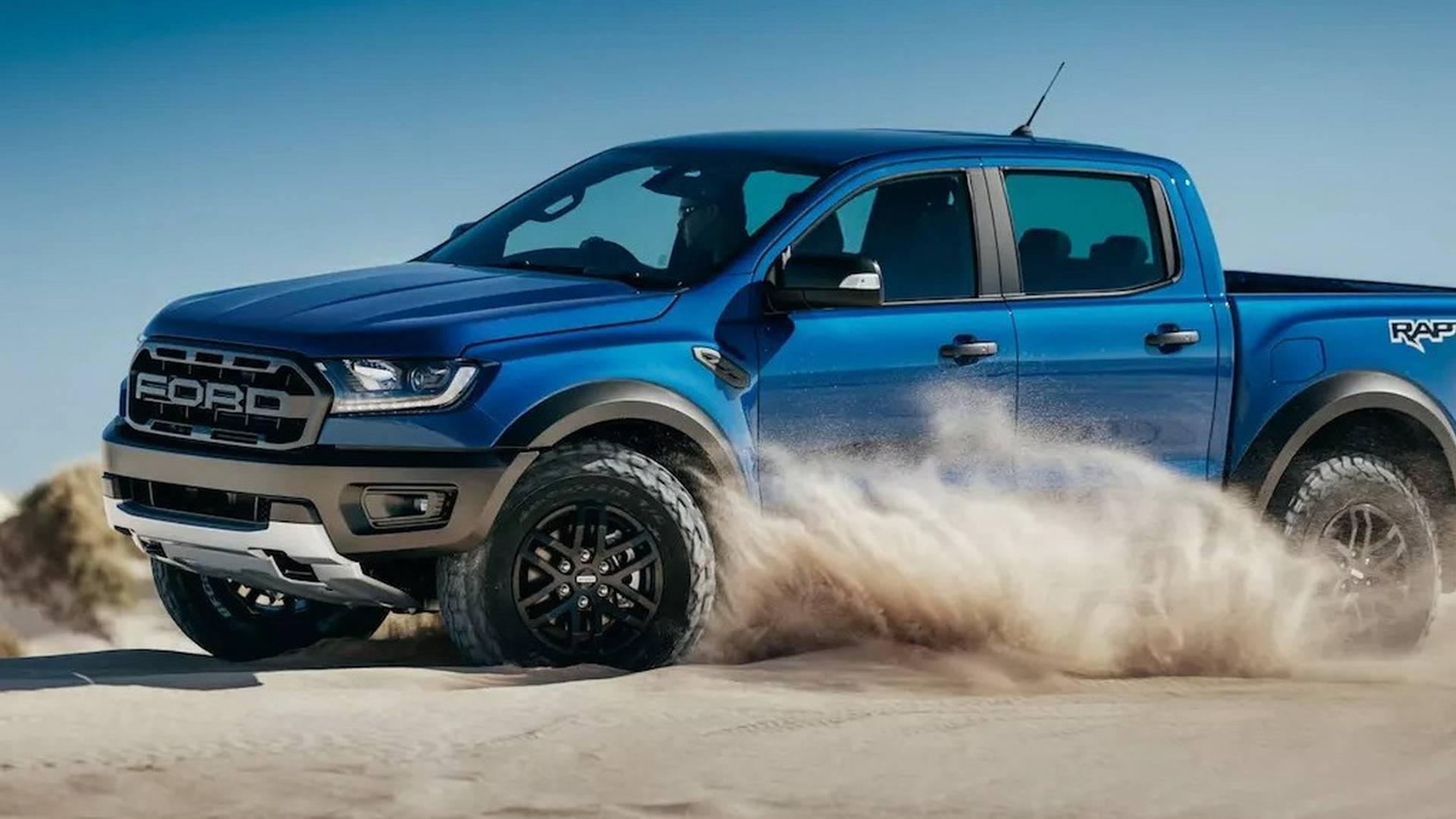 "Ford Everest Raptor ""Makes Sense"" With Ranger Raptor Know-How - autoevolution"