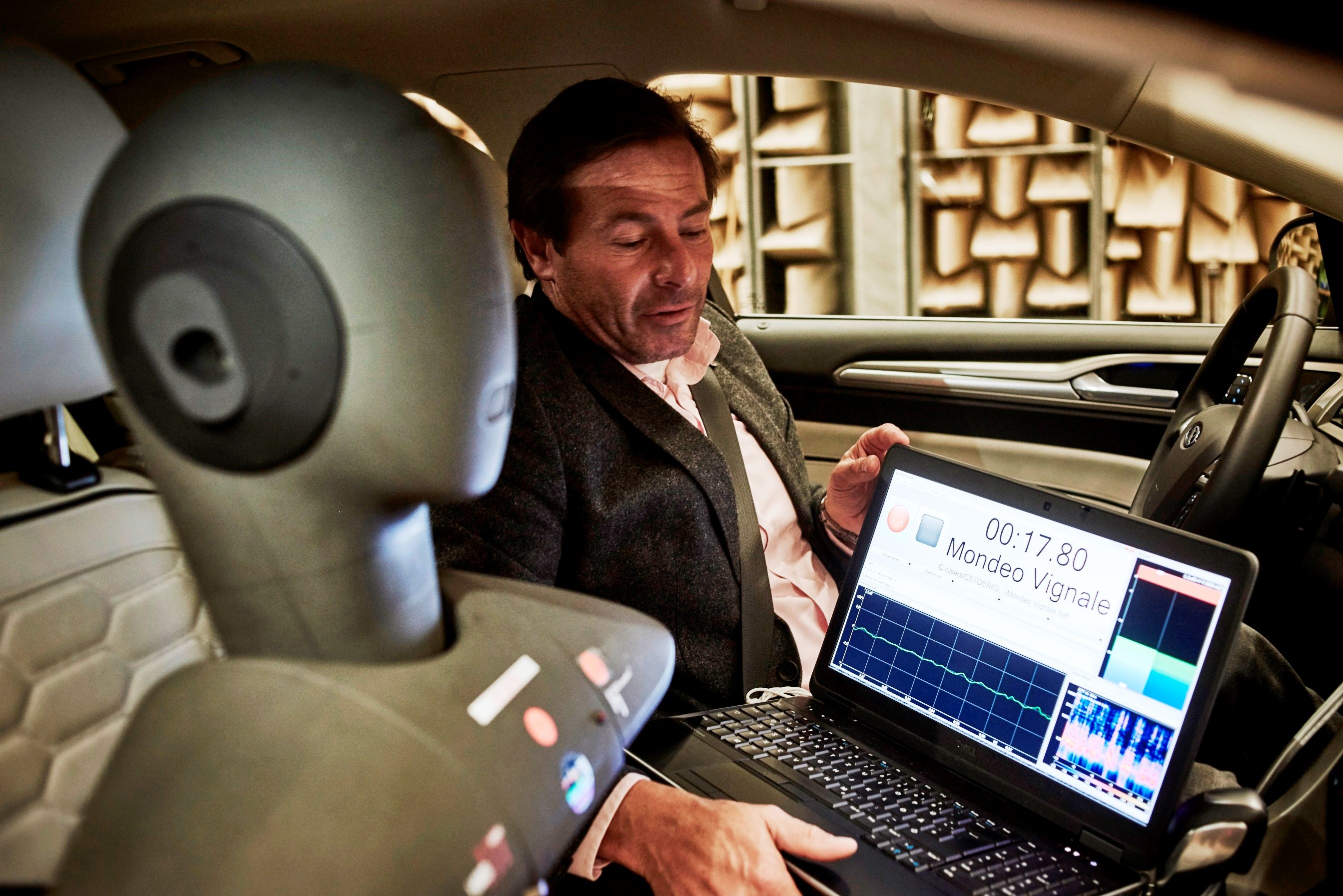 Ford Explains How Active Noise Control Turns Your Car Into