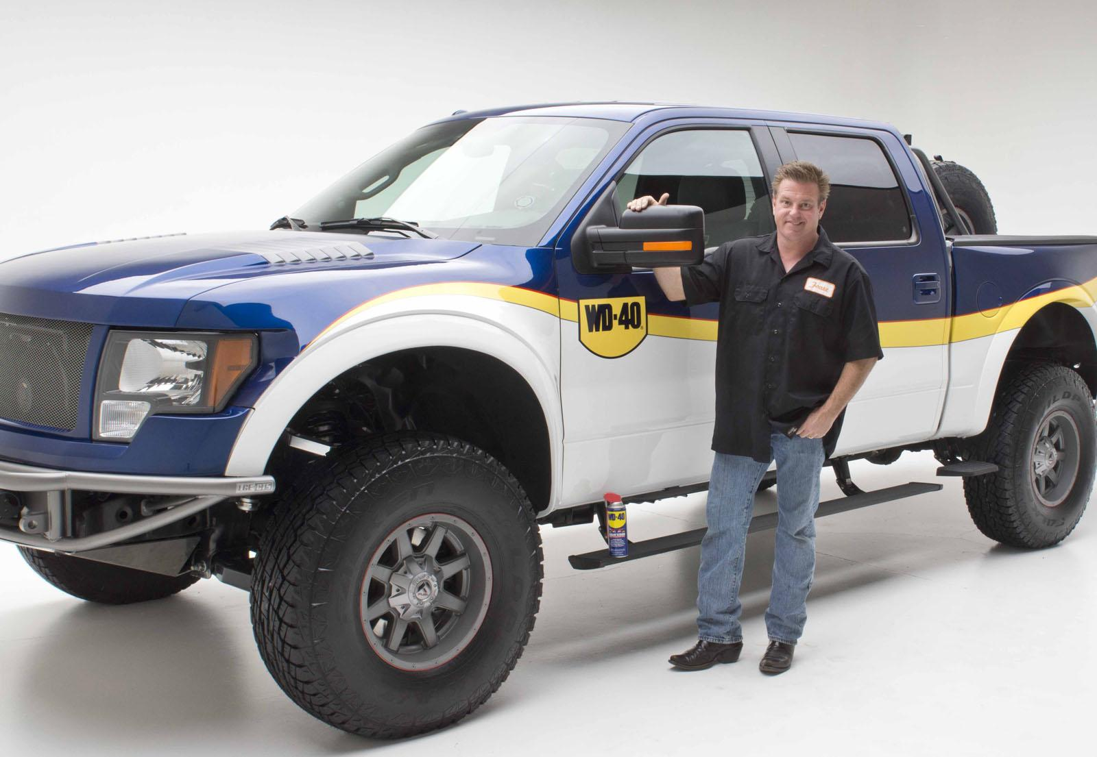 Ford F-150 By Chip Foose And Wd-40 For 2013 Sema