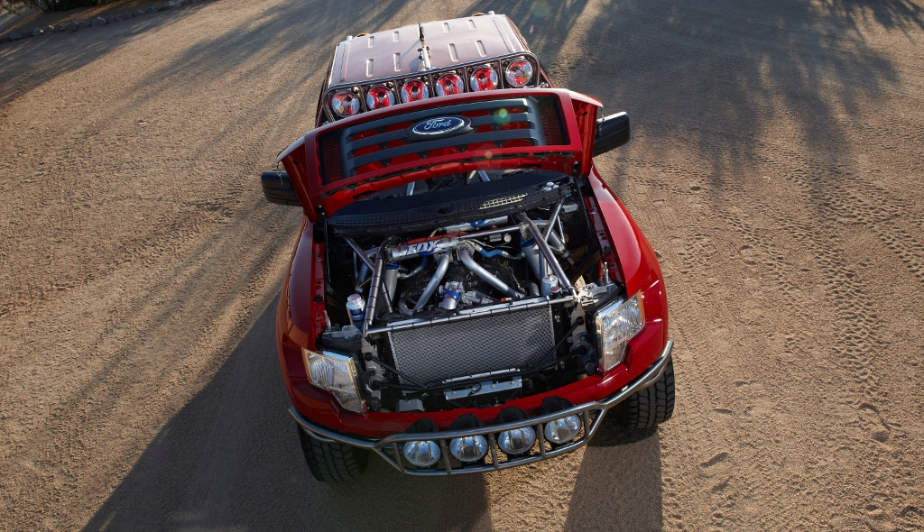 Ford F 150 Ecoboost Enters Baja 1000 Autoevolution