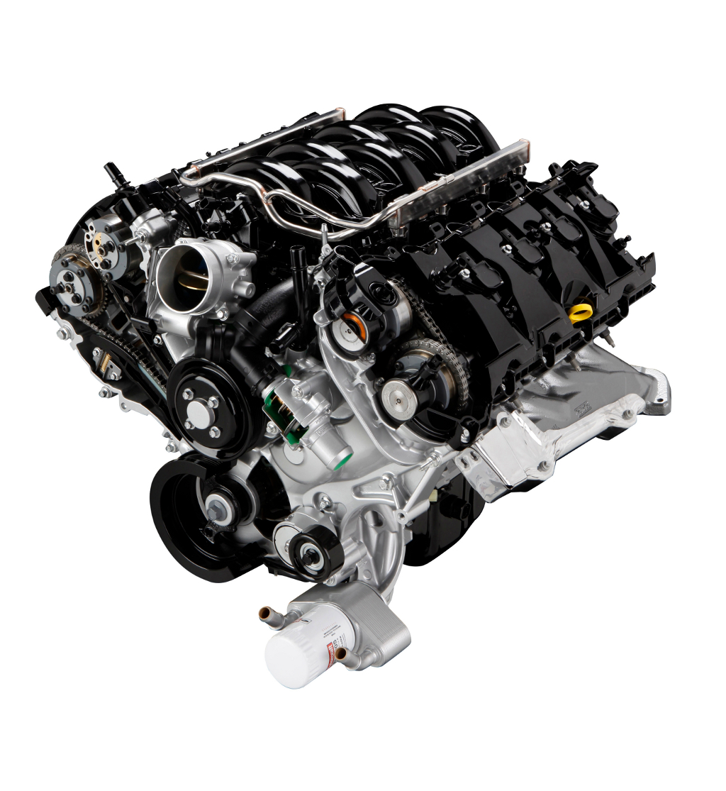 American Manufacturer Ford Flagship Pickup Truck The F  Line Is Now Complete When It Comes To The Range Of Engines Offered To Go With The Built