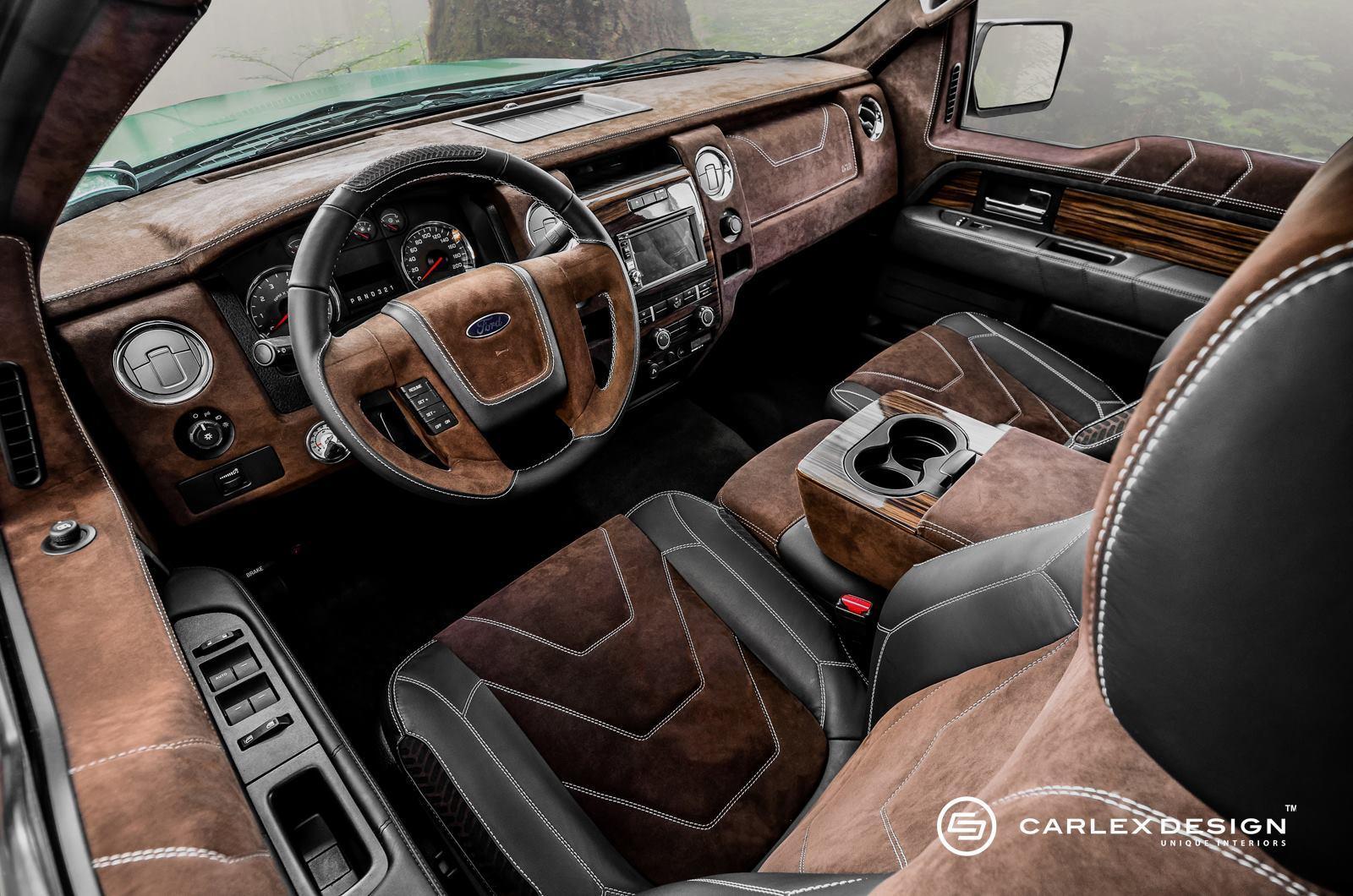 Ford F 150 Hunter Edition By Carlex Design Autoevolution