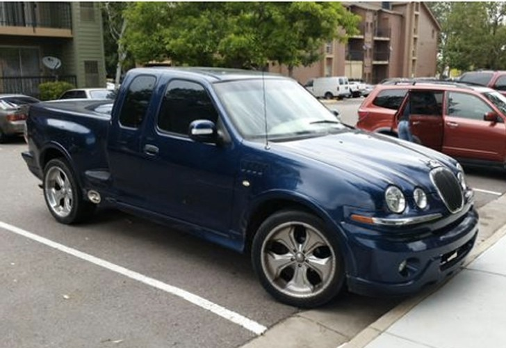 Ford F-150 with S-Type Face: Why Jaguar Should Never Build ...