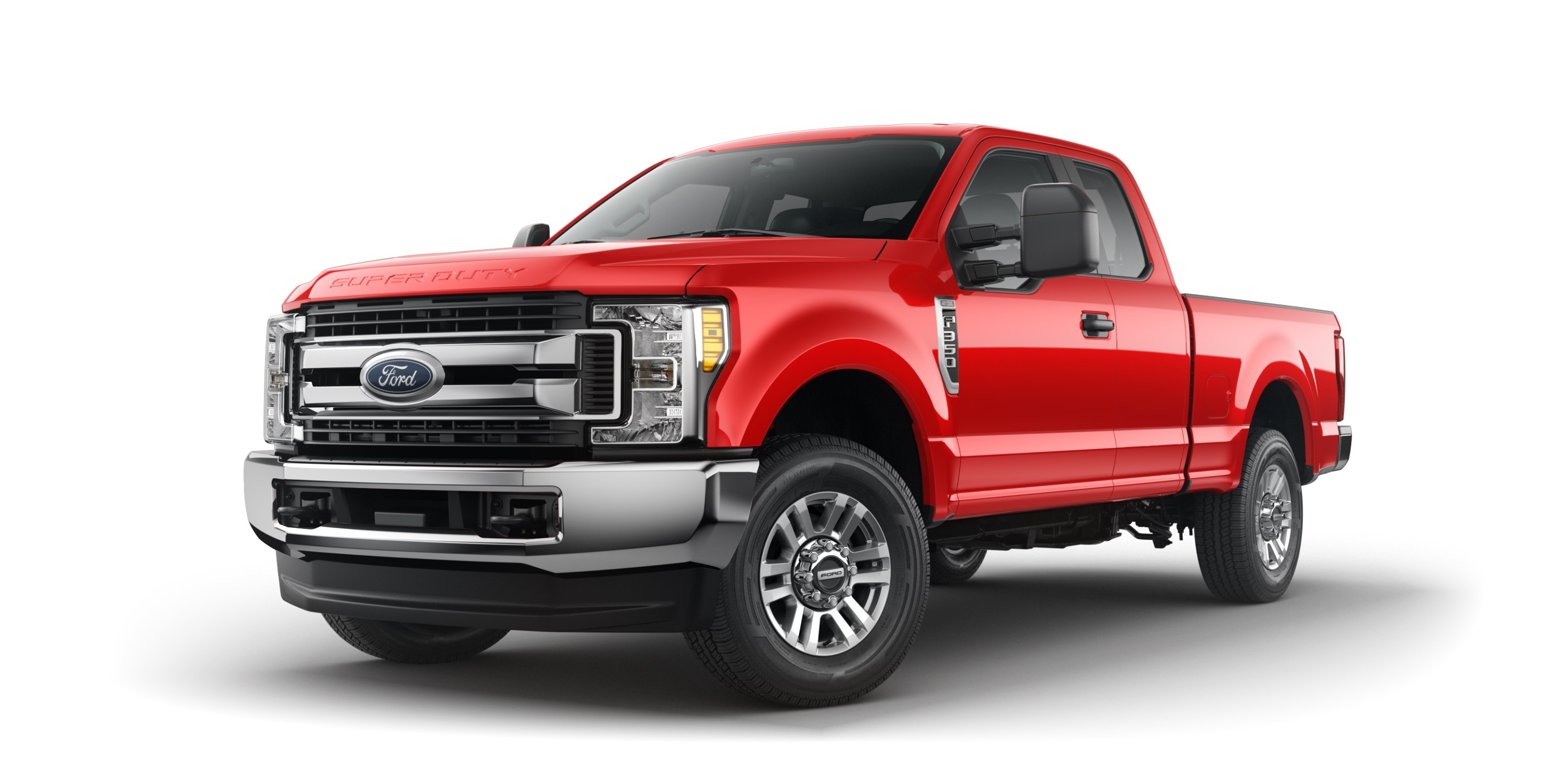 ford f series stx returns for my 2017 now available on super duty pickup trucks autoevolution. Black Bedroom Furniture Sets. Home Design Ideas