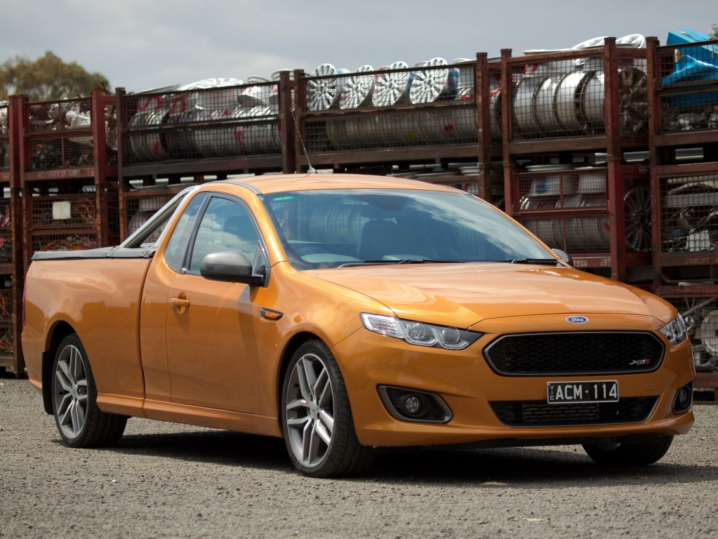 Ford Falcon Ute Ends Production No Direct Replacement In Sight