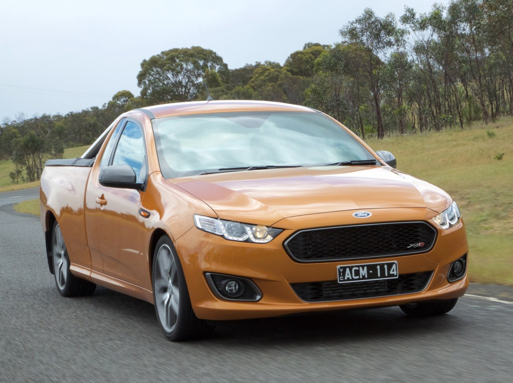 Ford Falcon Ute Ends Production, No Direct Replacement In ...