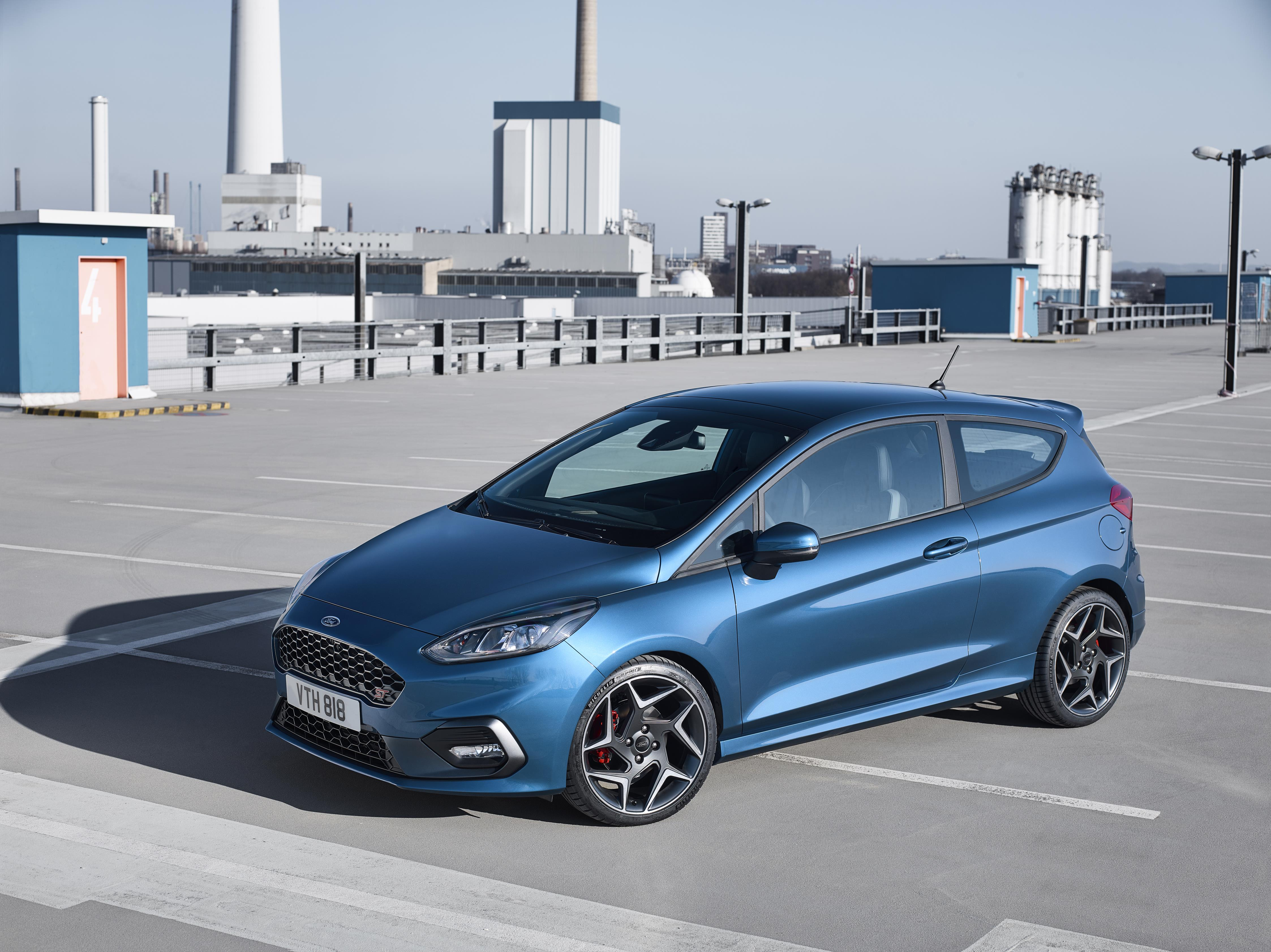 Ford Fiesta Mk8 Won't Arrive In The U.S. As Subcompact ...