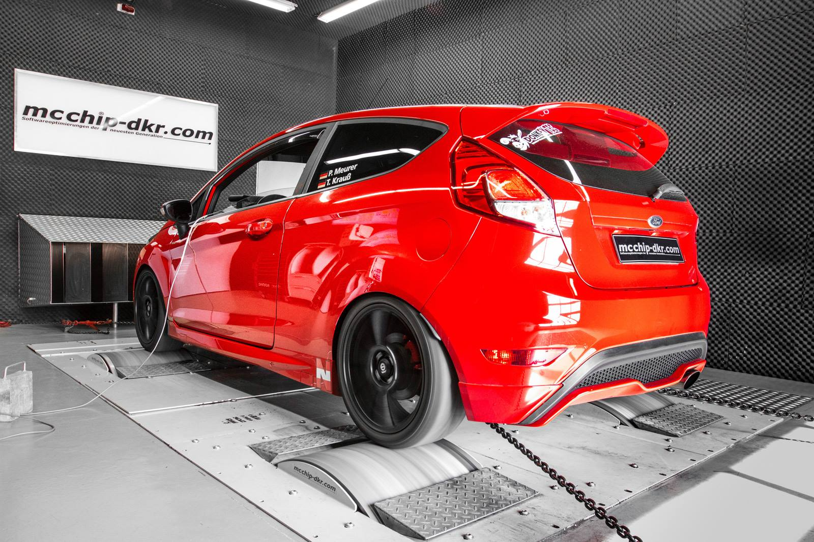 Ford Fiesta ST 1.6-Liter Turbo Tuned to 266 HP and 387 Nm of Torque ...