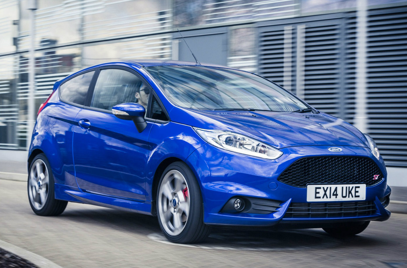 Ford Fiesta St 3 Meet The New Boss Same As The Old Boss