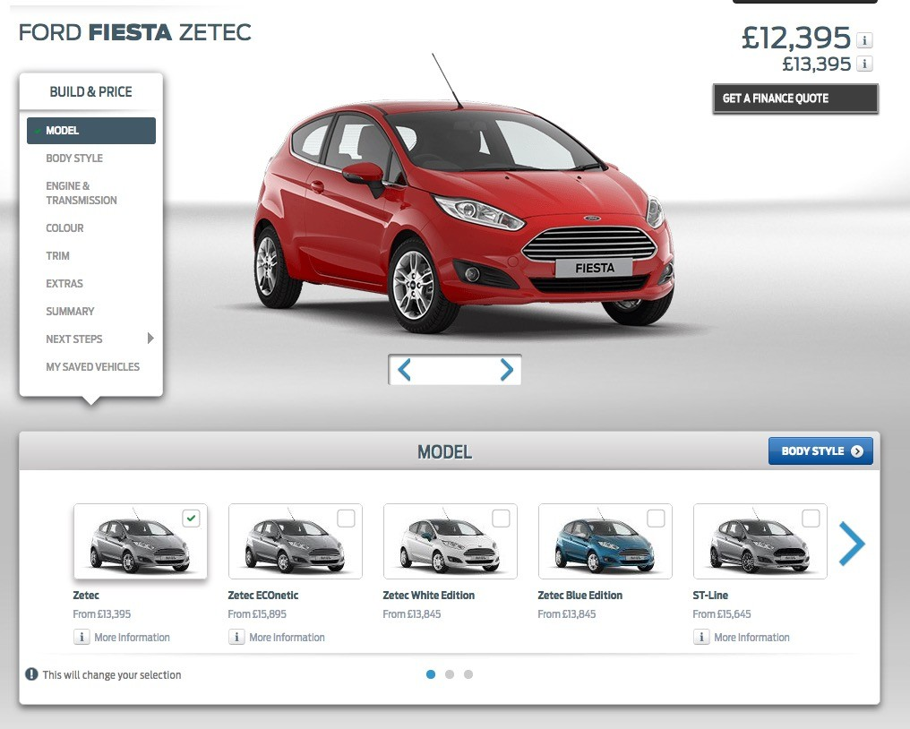 Focus St Towing >> Ford UK Indirectly Increases Price of Fiesta to Make Room for Ka+ - autoevolution