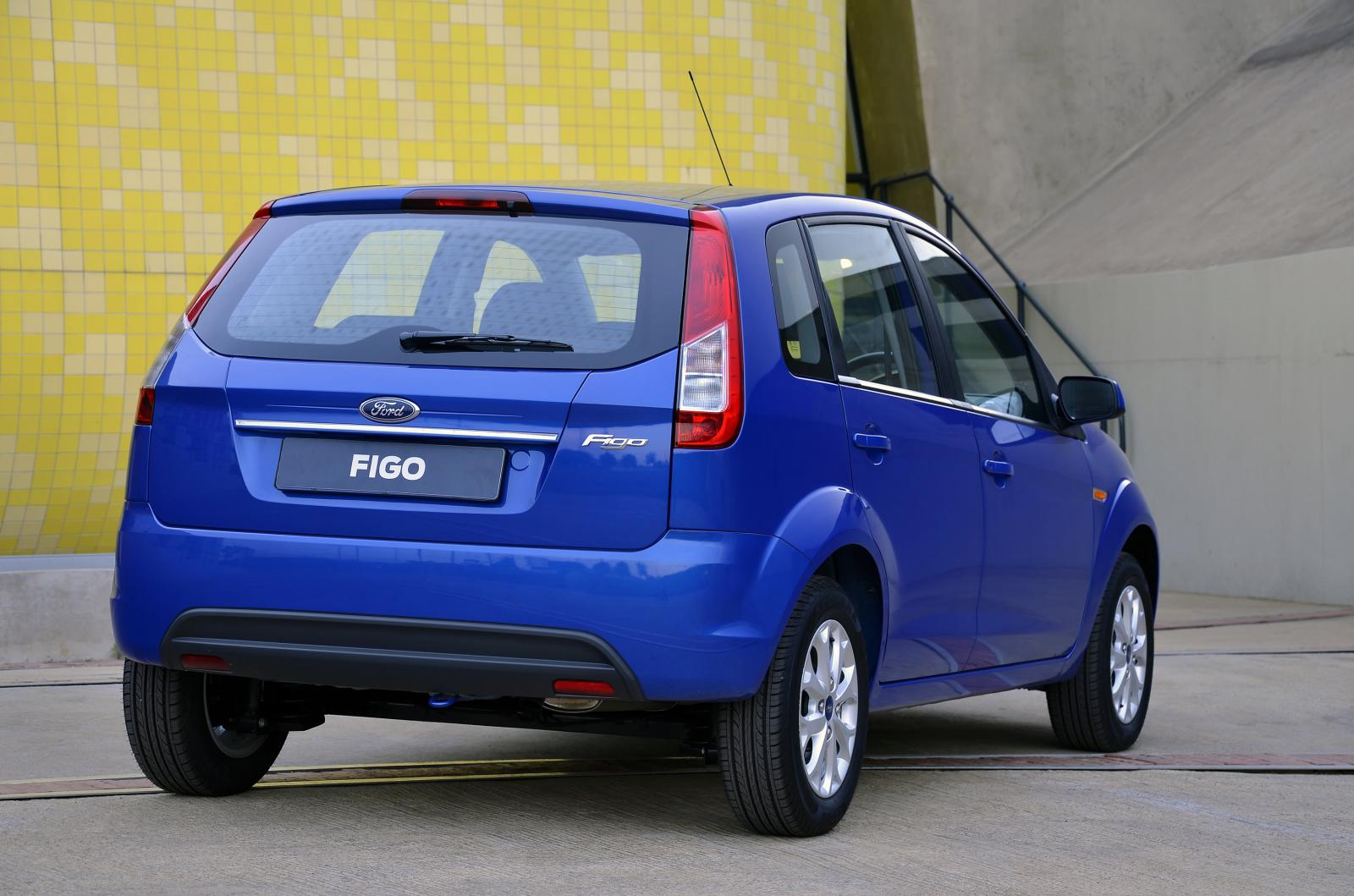 Ford Grand Tourneo Connect >> Ford Figo Gets Updated for 2013 - autoevolution