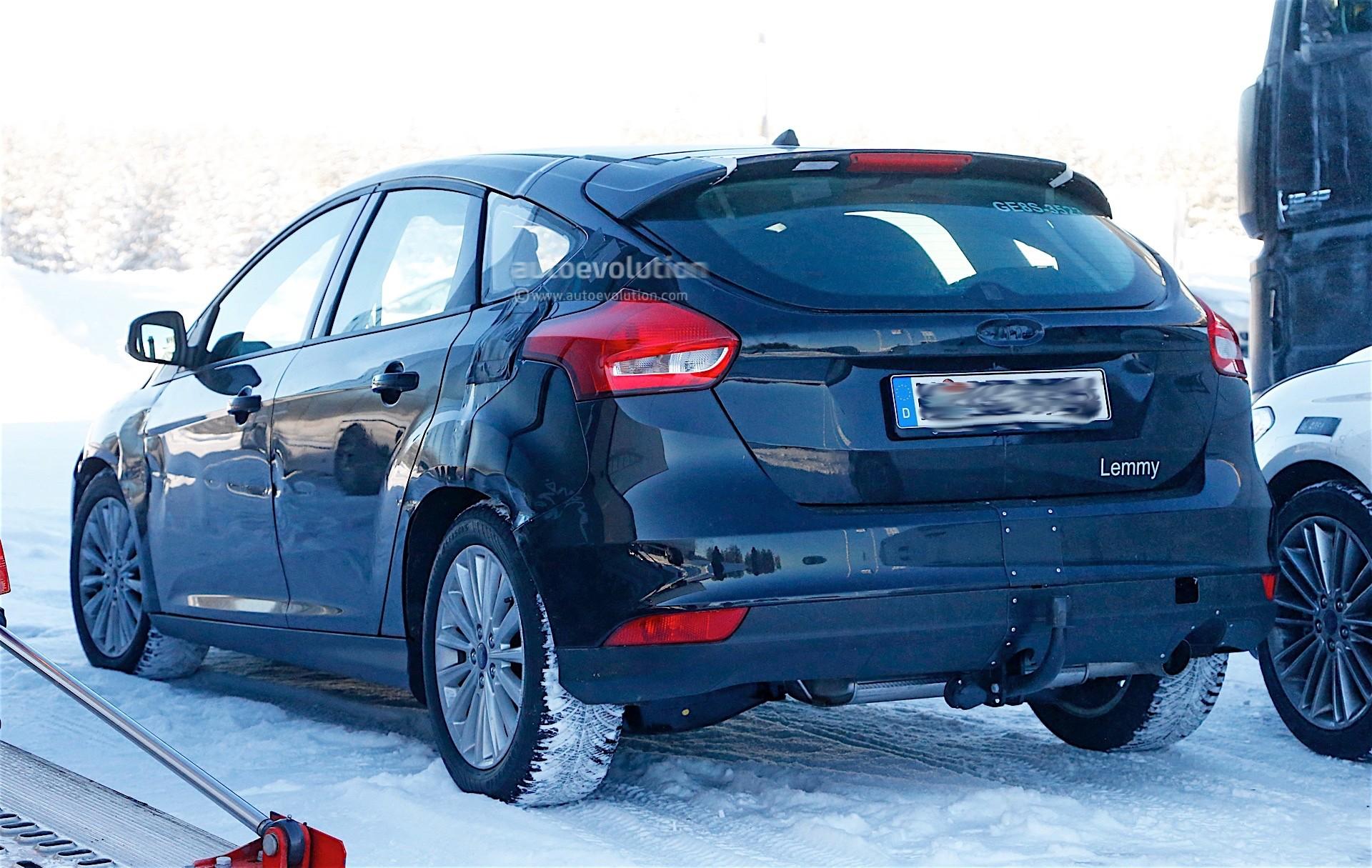 Ford Focus CUV выйдет на мировой рынок в 2017 году ...