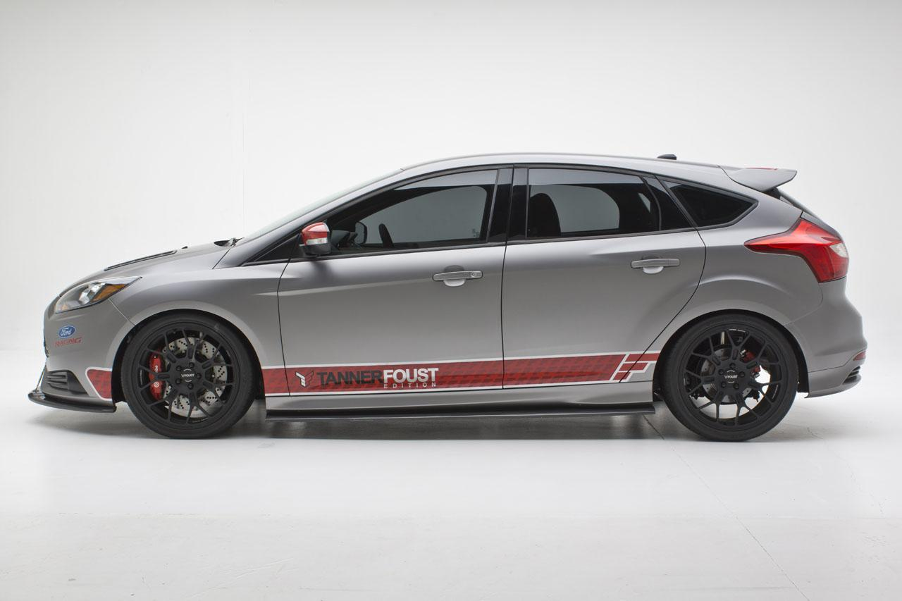 Ford Focus ST Tanner Foust Edition - autoevolution