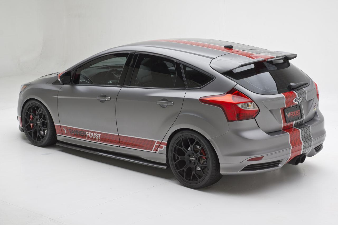 Ford Focus St Tanner Foust Edition Autoevolution