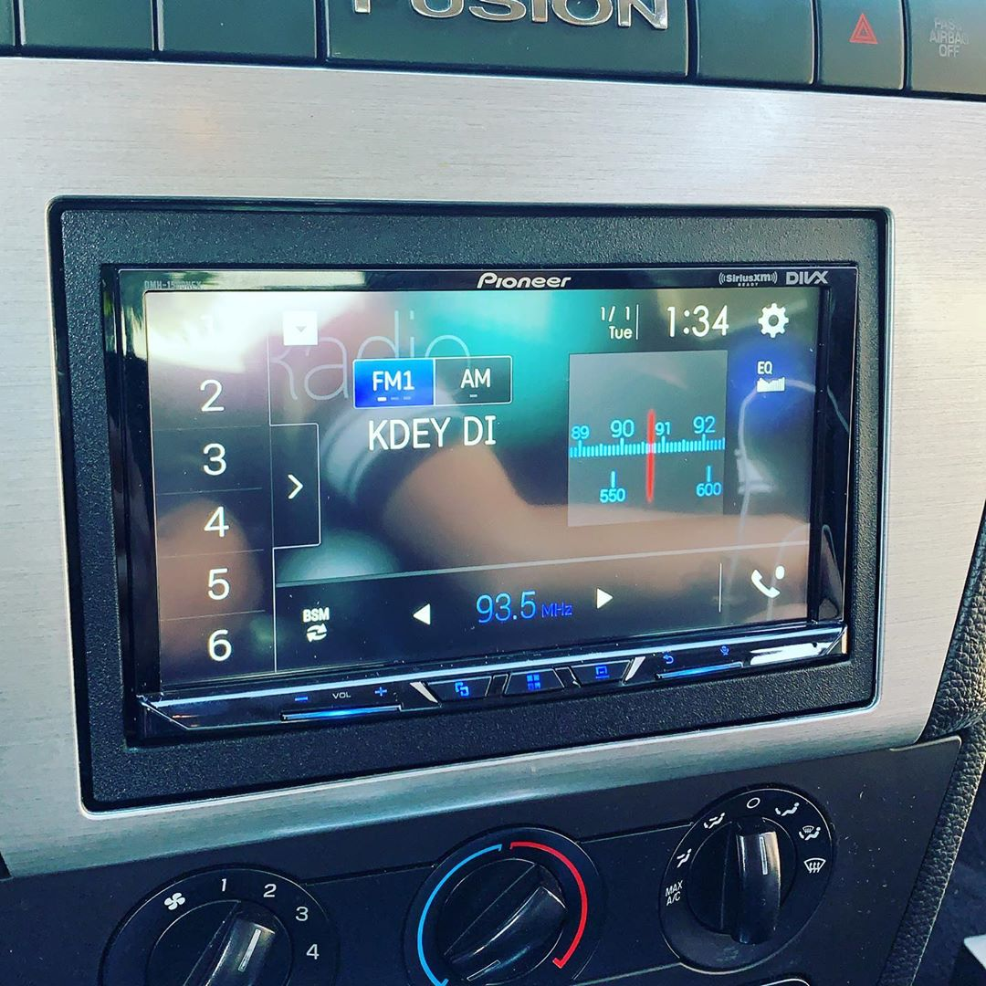 Ford Fusion With Apple Carplay Looks And Feels Like A New Car Autoevolution
