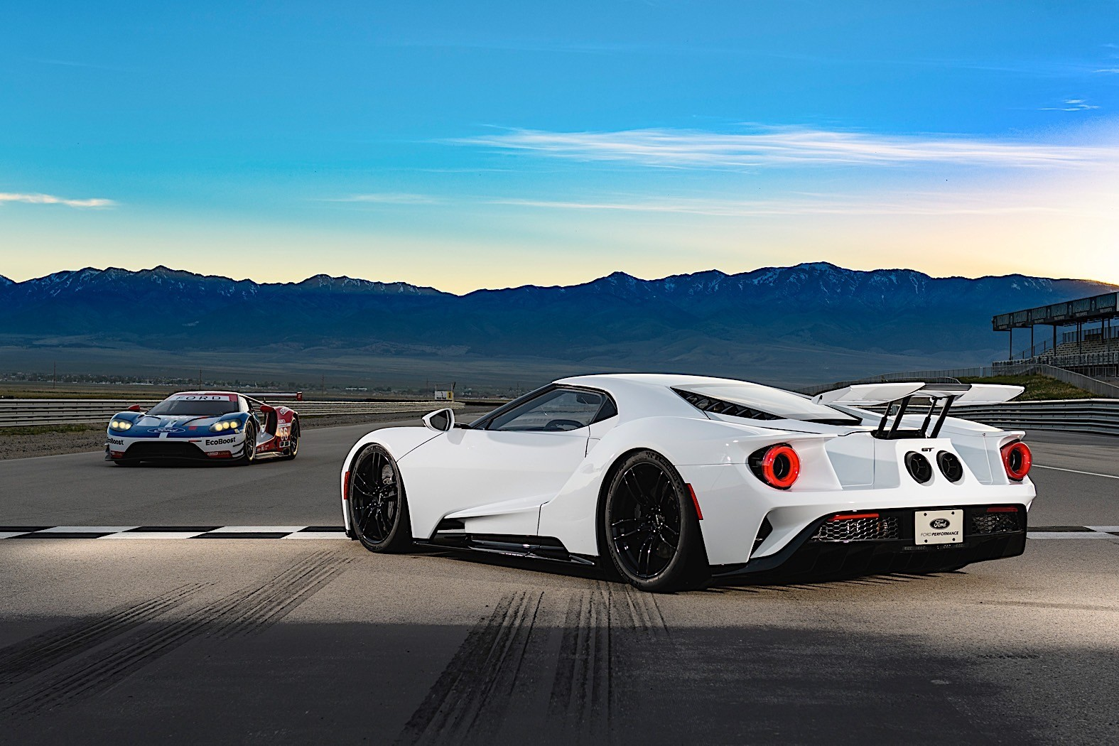 Ford GT Production Run Extended with Additional 350 Units ...