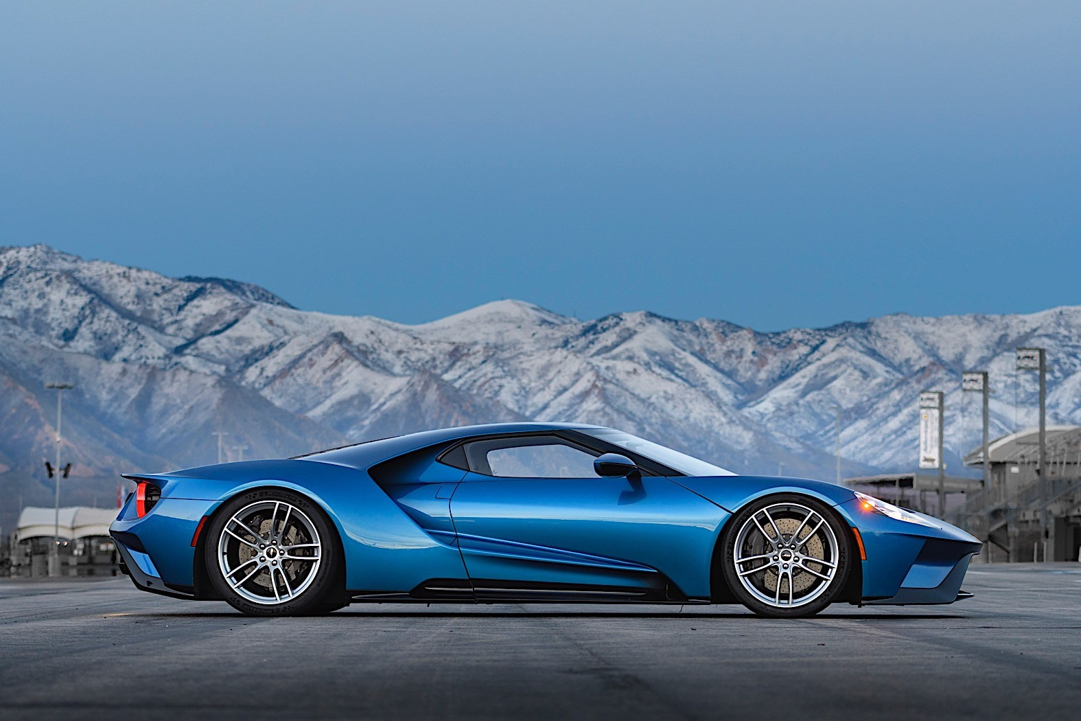 Watch Everything The Ford GT Supercar Is Not