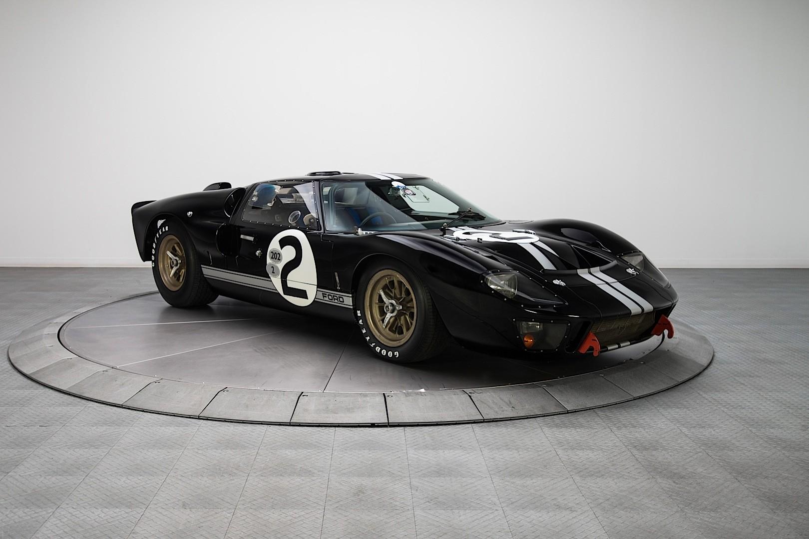 Ford GT40 P/1046 Ford GT40 P/1046 ... & Ford GT40 P/1046 (1966 Le Mans Winner) to Enter 20-Month ... markmcfarlin.com