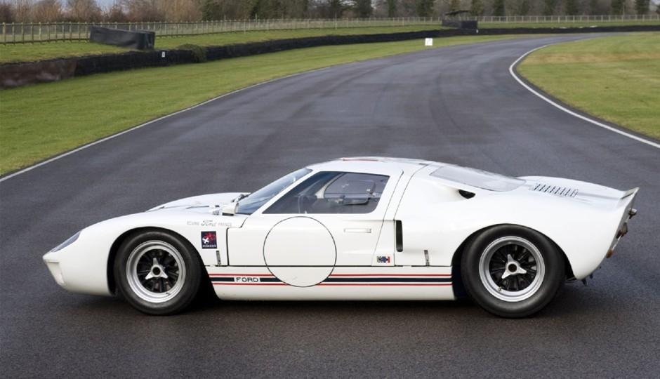 Ford GT40 Race Car for Sale - autoevolution