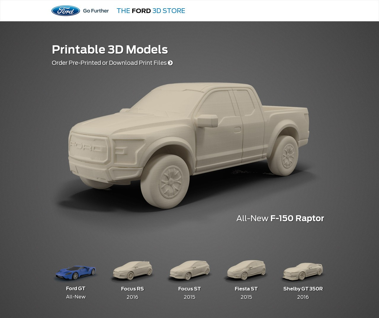 Ford Has A New 3D Printing Shop, Welcome To The Future
