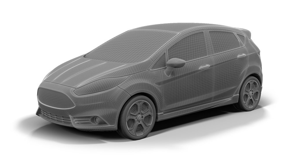 Ford Explorer Models >> Ford Has A New 3D Printing Shop, Welcome to the Future - autoevolution