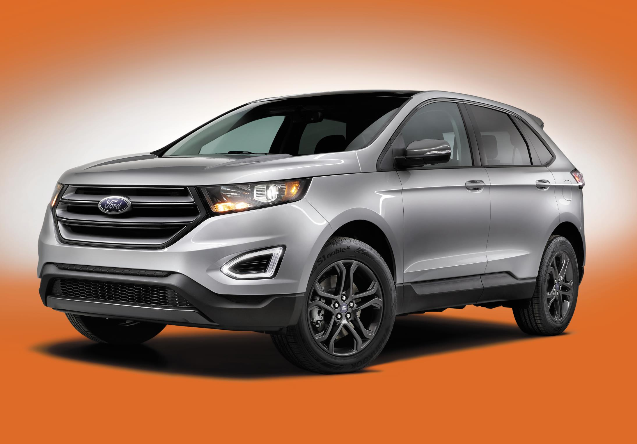ford introduces 2018 edge sel sport appearance package looks stylish autoevolution. Black Bedroom Furniture Sets. Home Design Ideas