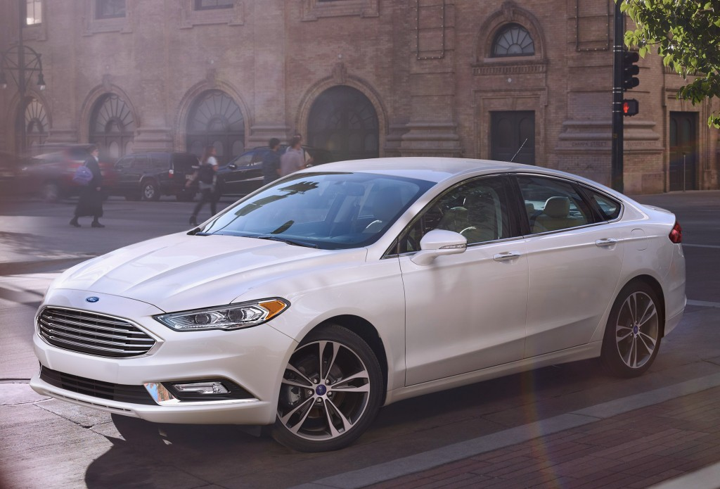 Ford Issues Safety Recall Over Transmission Issue