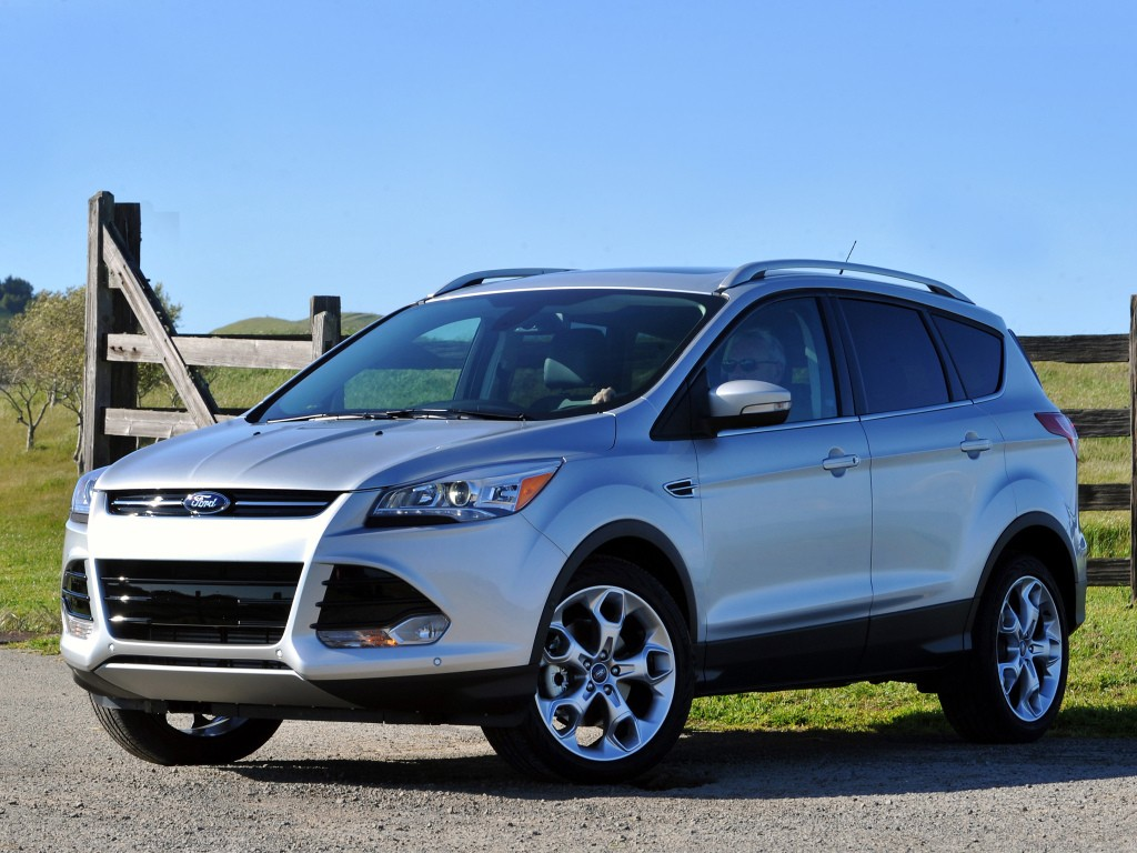 Ford Issues Four Recalls In North America Over 442 000