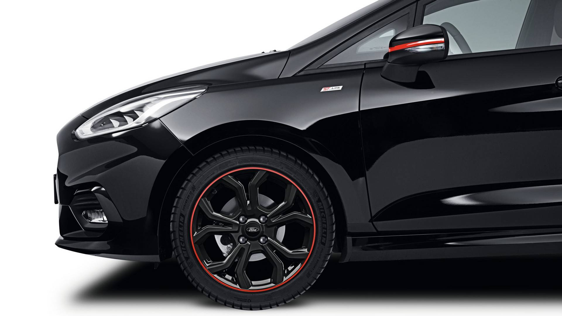 Fiesta St Line 140 >> Ford Launches Fiesta ST-Line Red Edition, Joined By Black Edition - autoevolution