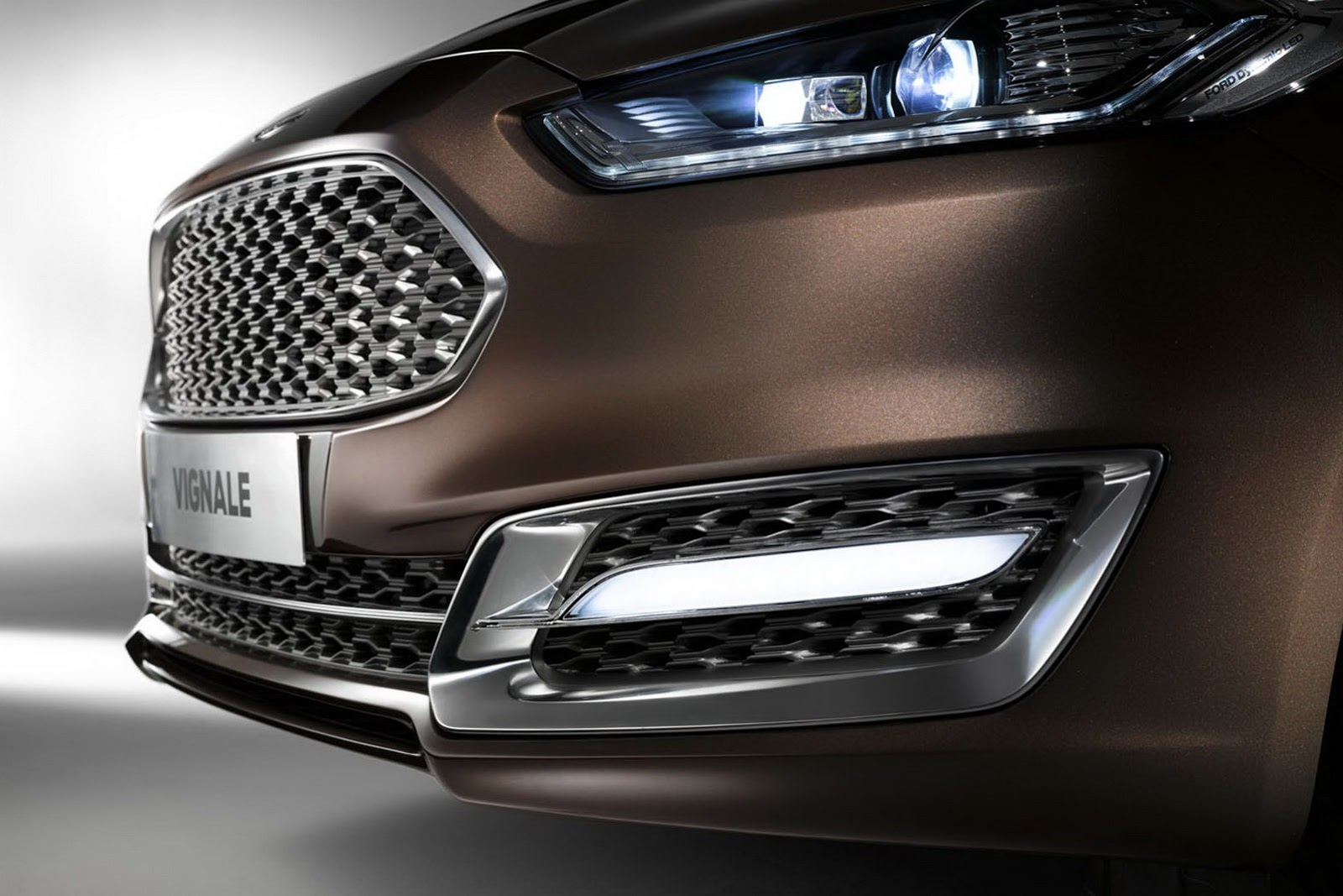 Ford Launches Vignale Concept Previews Upcoming Premium