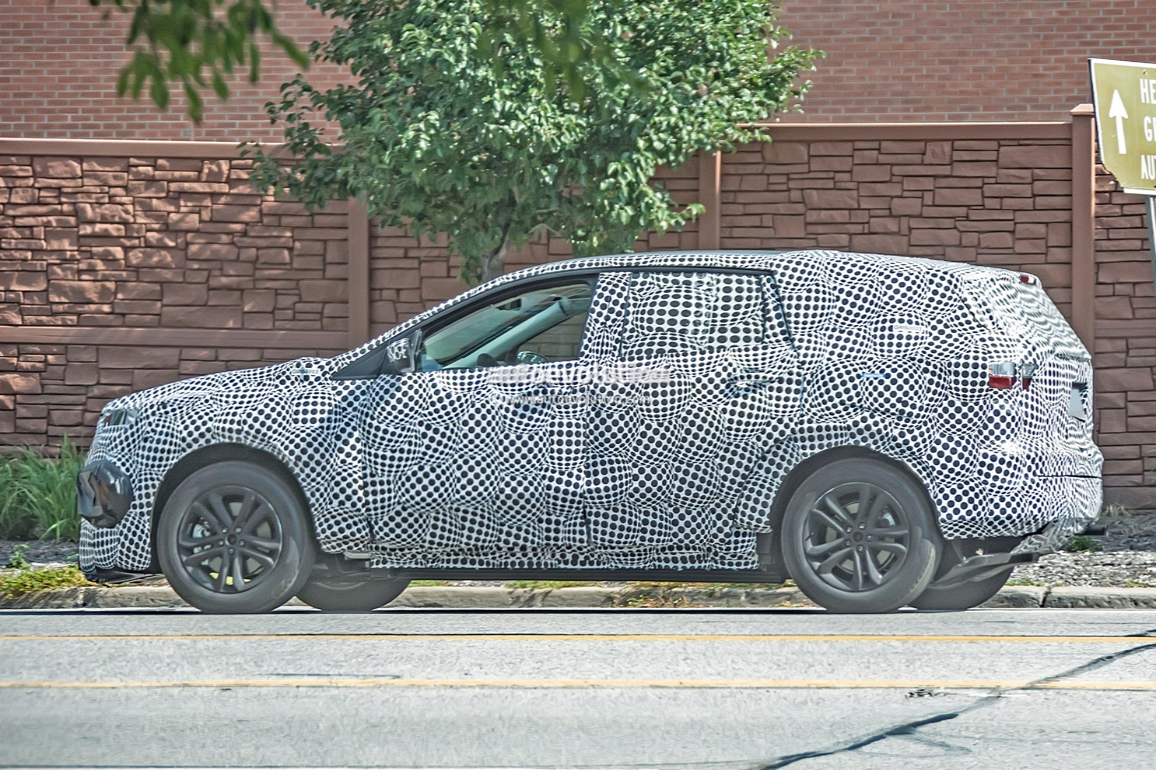 Ford Mach E Trademark Could Be Used For Electric Crossover ...