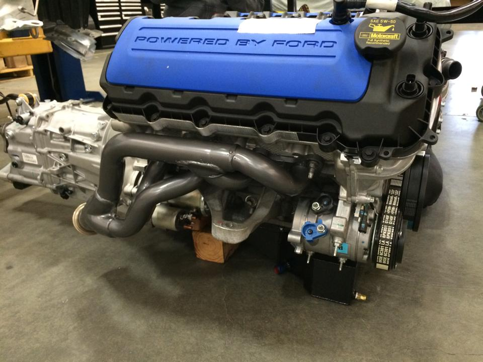 Ford Mustang Boss 302 V8 Engine Swap For A Scion Fr S