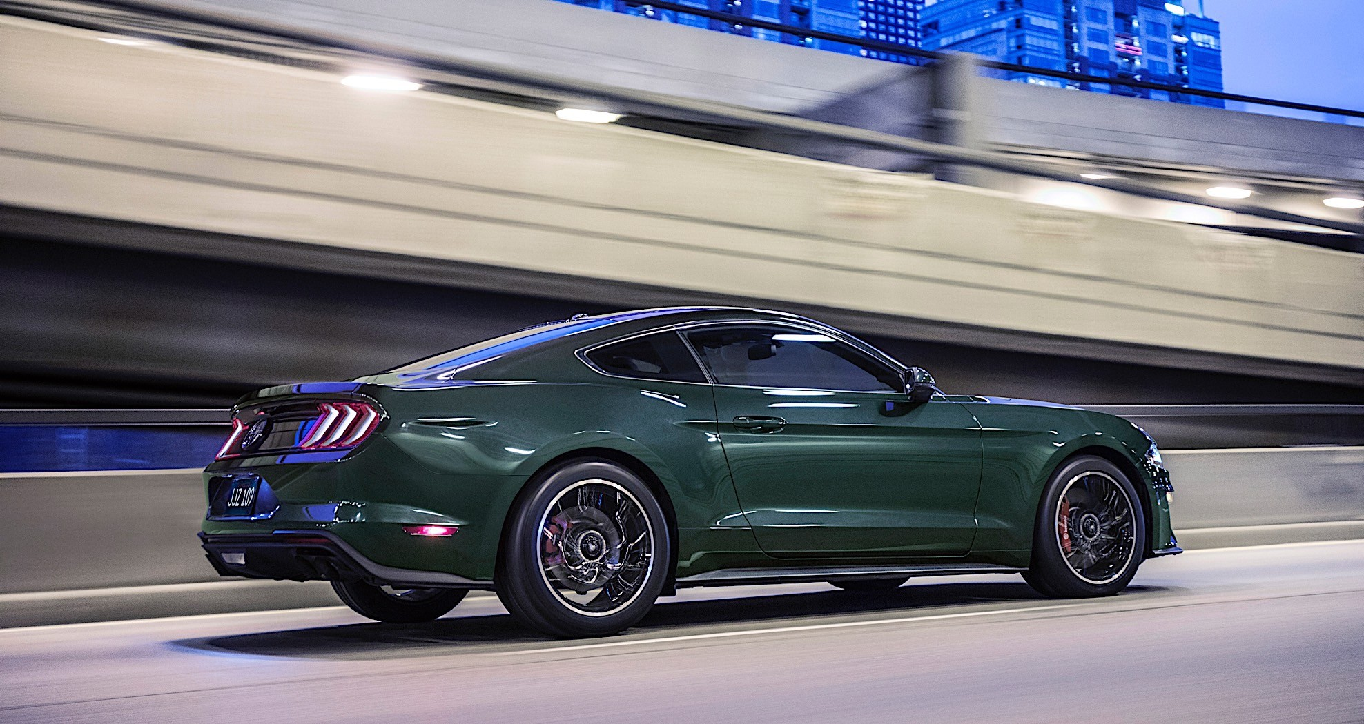 Ford Mustang Bullitt Now Delivers 480 HP, Available for Order in the U.S. - autoevolution