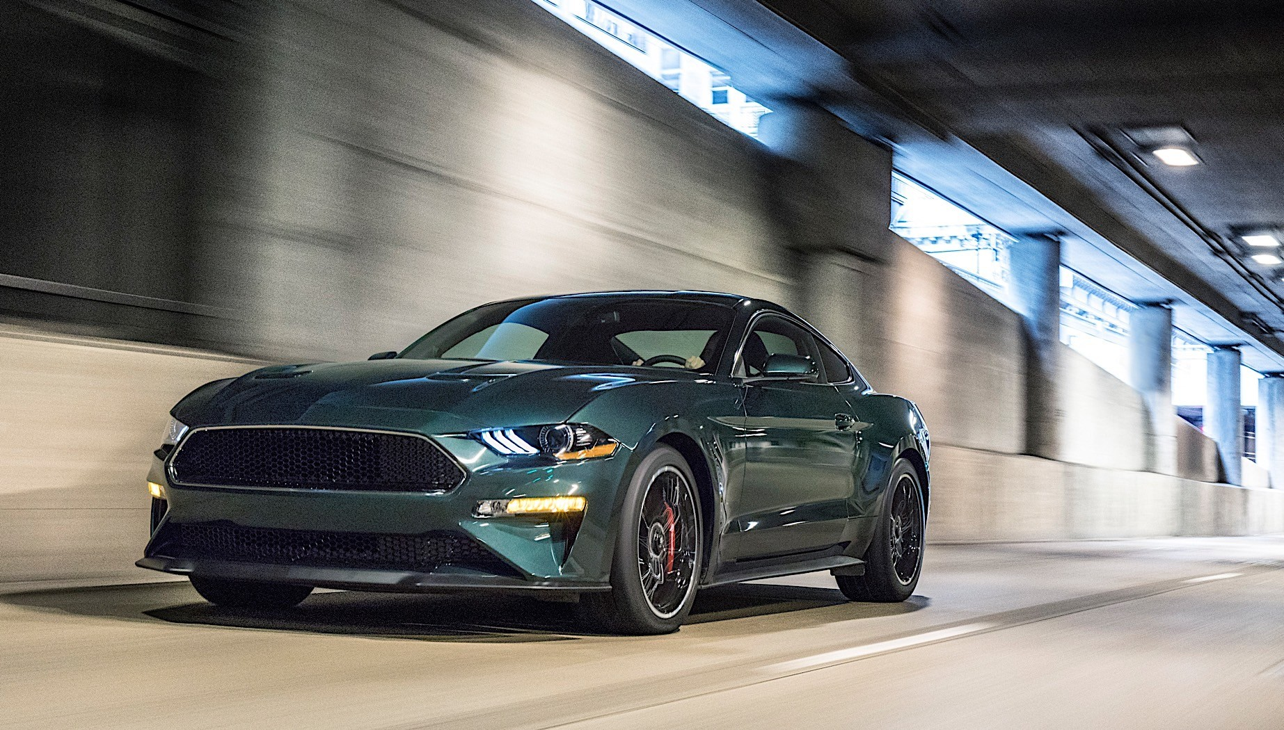 2019 Ford Mustang Sports Car The Bullitt Is Back >> Ford Mustang Bullitt Now Delivers 480 HP, Available for Order in the U.S. - autoevolution