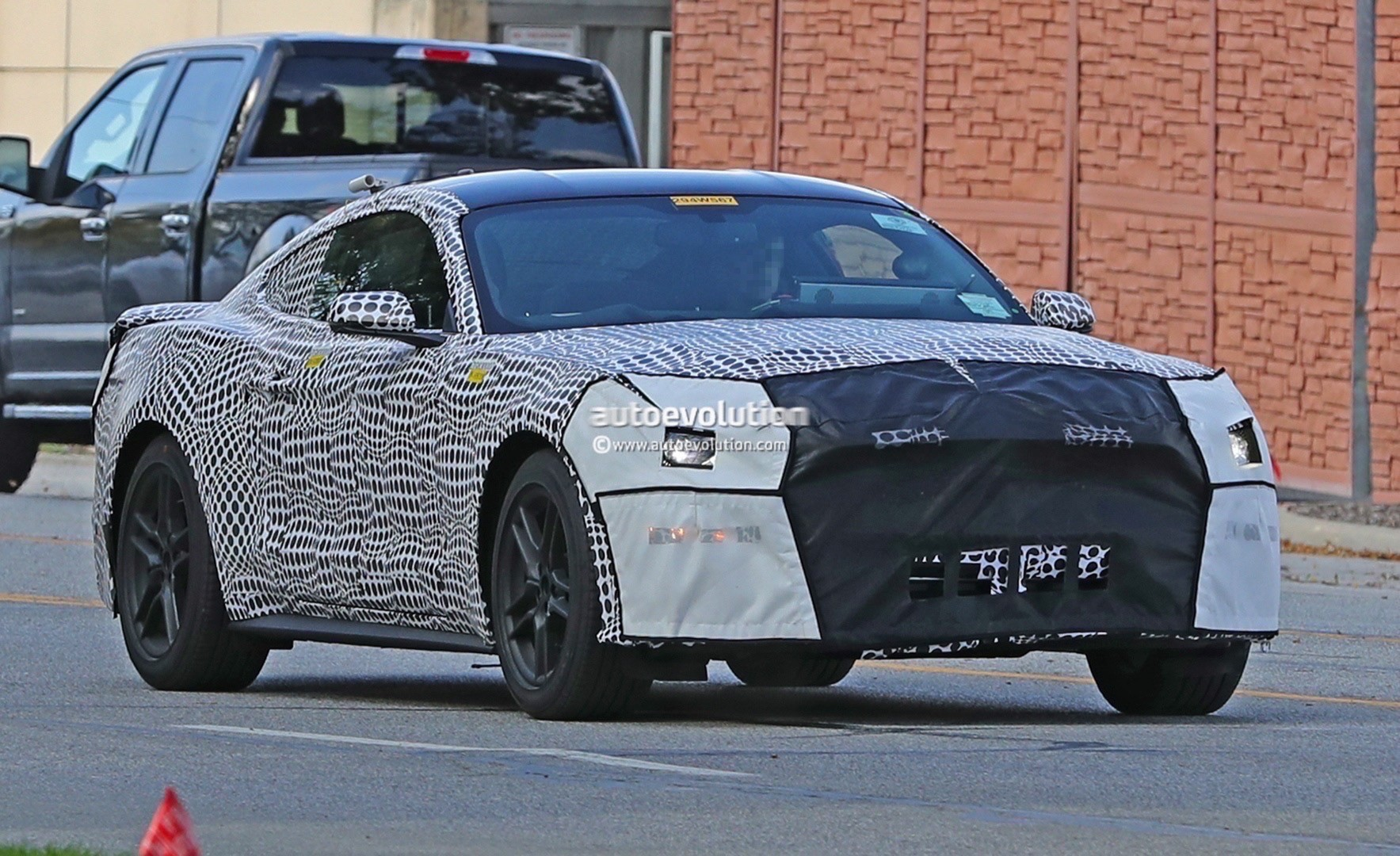 Ford mustang hybrid might offer awd autoevolution