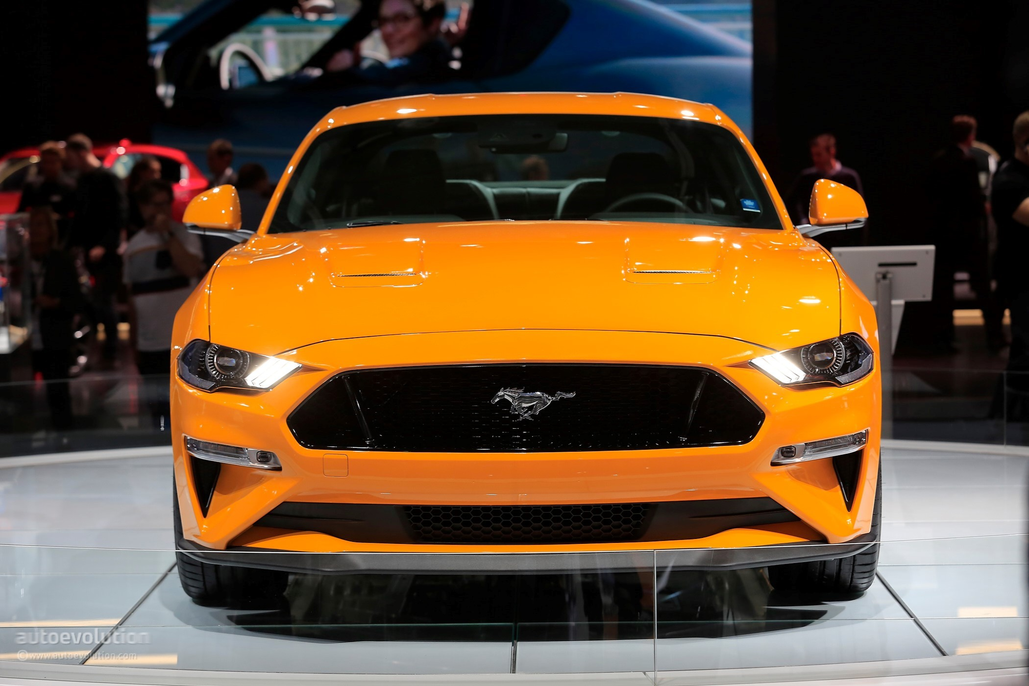 Ford Mustang Hybrid Said to Have About 400 HP and 400 LB ...