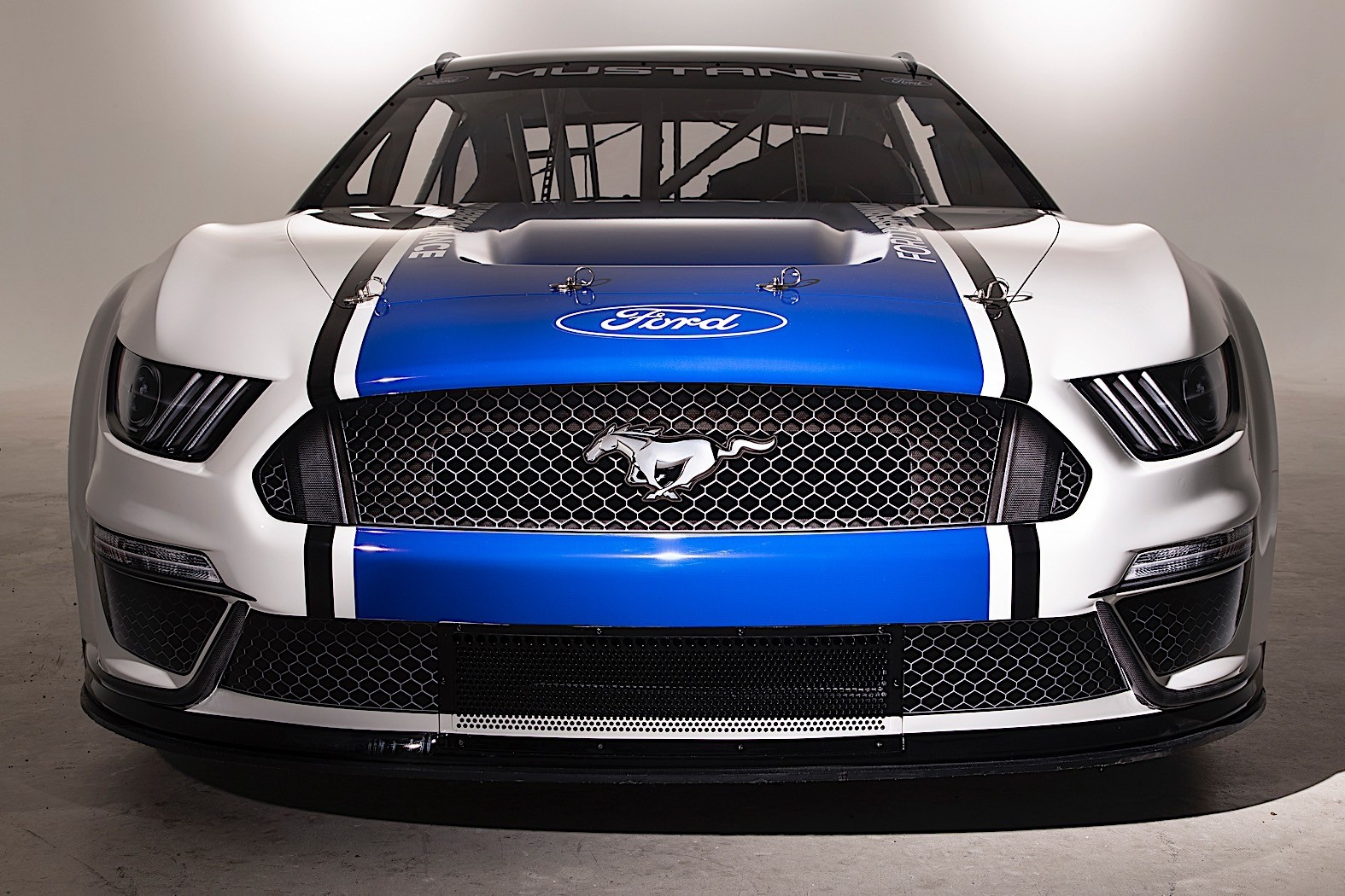 Ford Mustang Monster Energy Nascar Cup Revealed Details