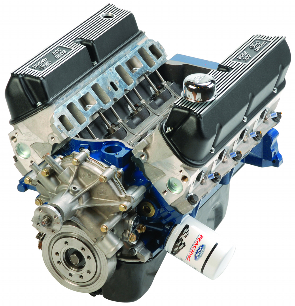 Ford Offers Two New Crate Engines Autoevolution