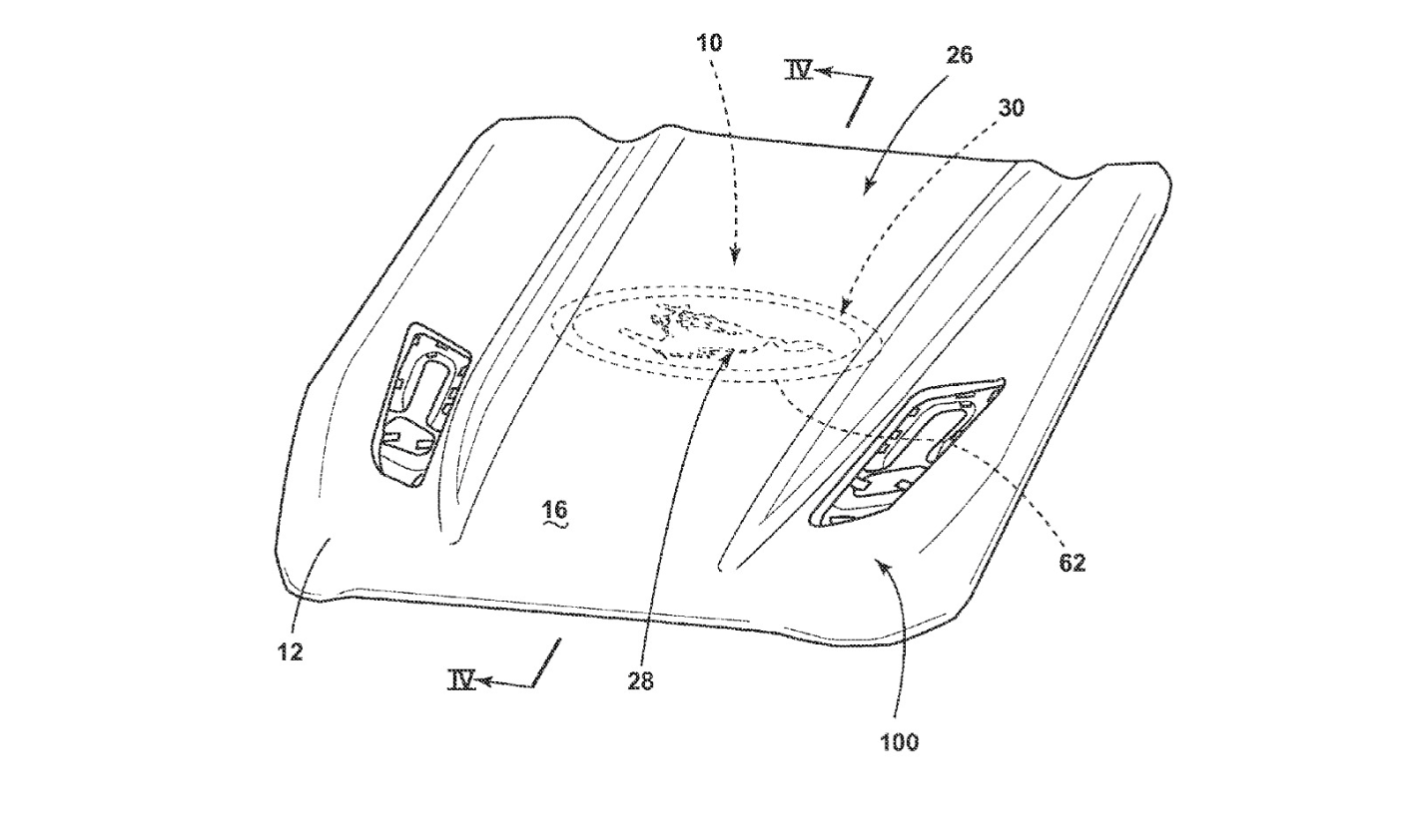 Another Ford Patent Emerges It Works With Steam To Make The Mustang Car Engine Diagram Sketch Of Heat Generated Logo Solution