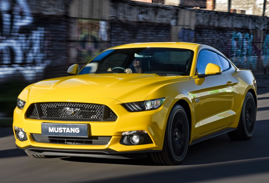 Ford Performance Power Pack for EcoBoost Mustang Settles ... Mustang