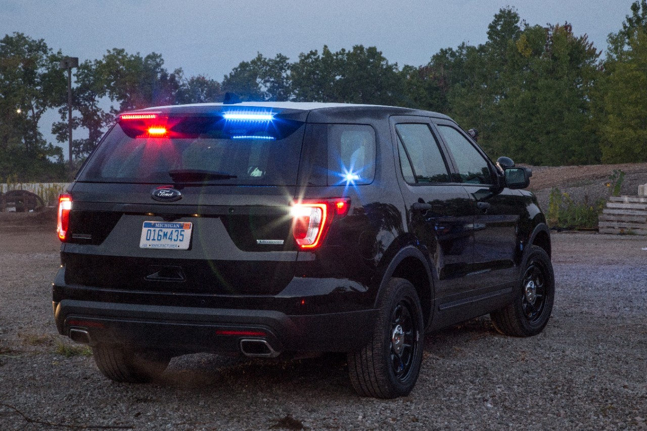 """Ford Introduces """"Sleeper"""" Light Bar In Rear Spoiler Of Its ..."""