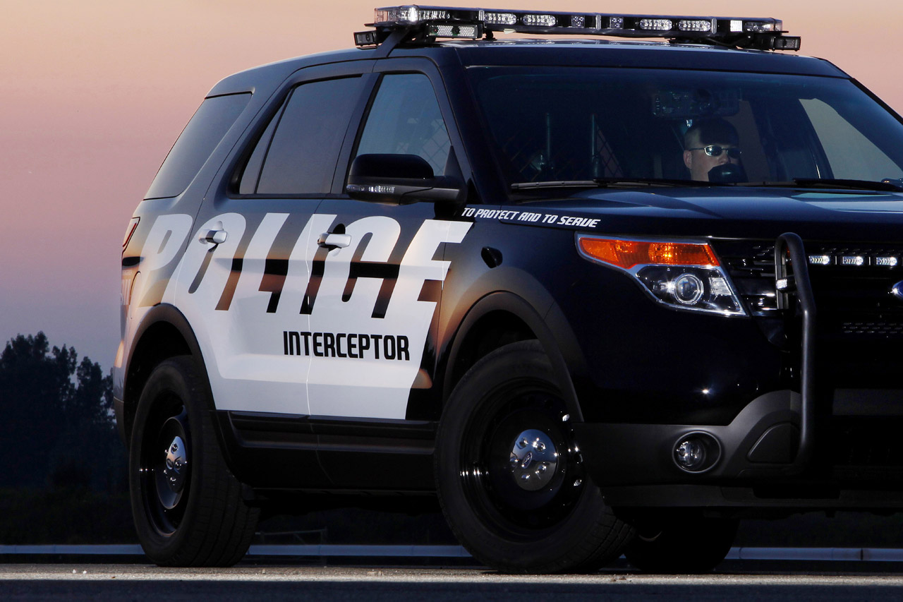 Ford Presents Explorer Police Interceptor Utility